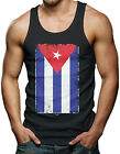 Oversized Cuban Flag - Cuba Men's Tank Top T-shirt