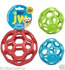 JW Pet Holee Roller Ball Dog Toy Hol-ee ball SMALL to XL PICK COLOR small $4.38