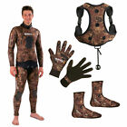 Mares Package Camo Brown 5mm Boots + Gloves + Backpack 05CH
