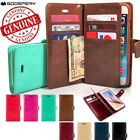 Double Flip book Leather Wallet Case Cover for iPhone 7/ Galaxy S8+ / Note / LG <br/> 100% Brand New GALAXY S8 S7/ Note5 7 FE/ iPhone 6 7/ G6