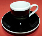 Braniff Airline Expresso/Coffee Cup & Saucer Last Flight Vintage Cup
