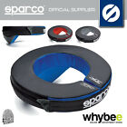 NEW! SPARCO KARTING NECK SUPPORT COLLAR VELCRO CLOSURE ADULT & CHILDRENS SIZES