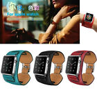 2015 Cuff Genuine Leather Band Bracelet band For Apple Watch 38MM/42MM Fashion