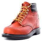Red Wing Classic Moc 8804 Mens Leather Rust Boots New Shoes