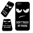 CHK Don't Touch My Phone Cute Cartoon Hard Case Cover for iPhone 5S 7 6S 6 Plus segunda mano  China