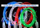 FLOWING LED LIGHT-UP Data Cable charger FOR iPhone X 8 7 5c 6s r plus micro usb