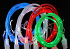 Flowing Led Light-up Data Sync Cable Charger For Iphone 4s 5 5c 6 Plus Micro Usb