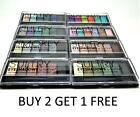 Technic 6 Piece Eyeshadow Palette Kit Shades Make Up Set Eye Shadow Pallet