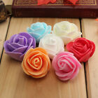 Hot 50pcs PE Foam Roses Artificial Flower Wedding Bride Bouquet Party Decor DIY