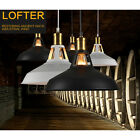 Modern Industrial Pendant Ceiling Light LampShade Hanging Lamp Fixture Loft Bar