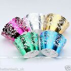 48pcs Flower Liner Decorating Cupcake Wrap Wrappers Cases Birthday Party Wedding