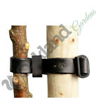 RUBBER TREE TIES BUCKLE STRAP PLANT SUPPORT WHIP BAREROOT STRAPS