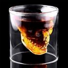 Skull Head Shot Glass Fun Creative Designer Crystal Party Wine Cup Lo