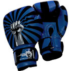 Valor - Genuine Leather Gel Boxing MMA Bag Gloves by  Eclipse Gear