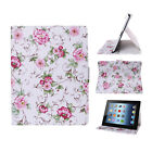 Luxury Ultra Folio Leather Smart Case Cover Stand for Apple iPad 2 3 4/mini/Air