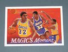 MAGIC JOHNSON 1991-92 UPPER DECK BASKETBALL CARD #29 LA LAKERS