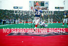JIM KELLY BUFFALO BILLS SCORING TOUCHDOWN VS. DENVER BRONCOS RICH STADIUM 1992 on eBay