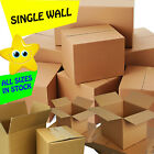 QUALITY SINGLE WALL POSTAL MAILING CARDBOARD BOXES <br/> FULL RANGE OF CARTONS - HIGH QUALITY - LOW PRICES