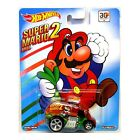 Modellino Auto SUPER MARIO 30th Anniversario MATTEL HOT WHEELS Car MODEL