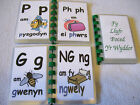 Alphabet Book - In Welsh Language - Little Books for Little Hands