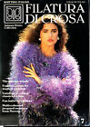 FILATURA DI CROSA KNITTING MAGAZINE NO7 AUTUMN WINTER COLLECTION VG++