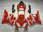 Injection Molding Fairing Set for Honda Tank pad CBR600 F4i 01-03 H61-7