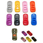 2002 -  2013 2014 2015 2016 Fits Nissan Frontier Remote Key Chain Cover