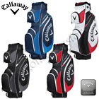 2017 Callaway Golf X Series Cart/Trolley Golf Bag - 4 Colours - New