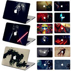 "Graffiti Patterned Hard Case Cover for Macbook Air 11""12""Pro 13""15""+Black key"