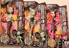 Monster High Freaky Fatale Fusion Frankie, Operetta, Scarah