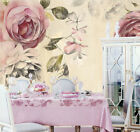 3D Vintage Rose 1A WallPaper Murals Wall Print Decal Wall Deco AJ WALLPAPER