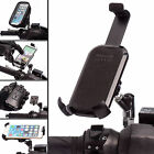 """M10 Mirror Scooter Mount with 1"""" Stud Ball + One Holder for Galaxy S6 S7 Edge"""