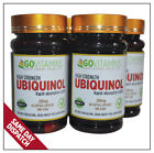 BEST SELLING Ubiquinol 200mg softgels anti-oxidised CoQ10 – GOVITAMINS – BUY NOW