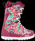 ThirtyTwo Thirty Two 32 Women's Lashed Snowboard Boots in Tie Dye US Size 7.5-9