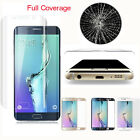 Front Full Coverage Tempered Glass Film Protector Cover Case For Samsung Galaxy