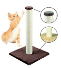 HERITAGE CAT TREE SCRATCHER SCRATCHING POST TOY KITTEN ACTIVITY CENTRE CLIMBING