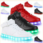 Unisex USB LED Lights Luminous Men Women Shoes Sportswear Lace Up Casual Sneaker