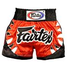 Fairtex Yodsanklai Muay Thai Short De Combat Rouge