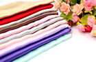 100% Mulberry Silk Oxford Pillowcase Solid Dyed Pillowcase Standard Queen King