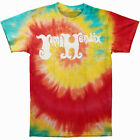 Jimi Hendrix Tie Dye Hippie 1960's Guitar Rock T Shirt _New with tags_Licensed