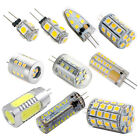 G4 GY6.35 led light bi pin bulb DC AC 12V 24V bright SMD replace halogen G6 feet