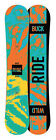 Ride Buckwild Men's Snowboard 2016