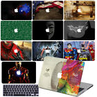 "2016 New Painted Hard Case Cover for laptop Macbook Pro 13""15""Retina Air 11""13"""
