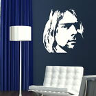 Kurt Kobain Wall Sticker Decal Art Transfer Graphic Stencil Vinyl Home Decor CE5