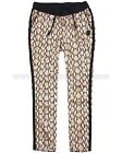 Tumble n Dry Junior Girls' Snake Print Pants Miesa, Sizes 6-16