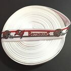 "7/8"" Tampa Bay Buccaneers Stripes Grosgrain Ribbon by the Yard (USA SELLER) $10.95 USD on eBay"