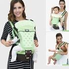 Baby Carrier Ergonomic Infant Backpack Newborn Toddler Sling Hipseat Wrap new