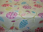 CHESS DESIGNS ANYA CASIS NEW 100% COTTON FABRIC CURTAINS/CUSHIONS/ROMAN BLINDS