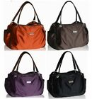 New Waterproof Baby Changing Diaper Nappy Mummy Bag Shoulder Bag Handbag 4Colors