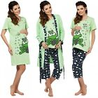 Zeta Ville Women's Maternity Nursing Robe/Pyjamas/Nightdress MIX & MATCH - 780c